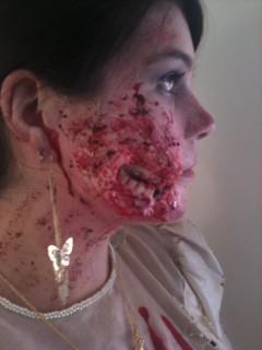 Zombie Bride - 2010