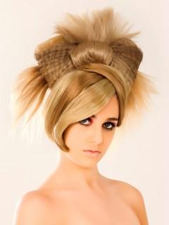 Hair Art - Avant Garde