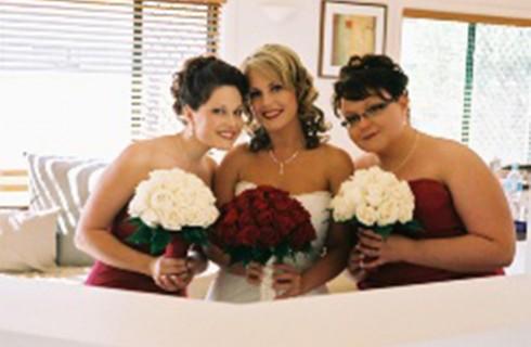 Rhiannon Helsen Wedding, September 2007