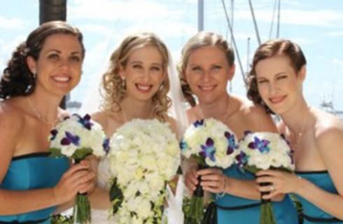 Tracey Powers Wedding 2010