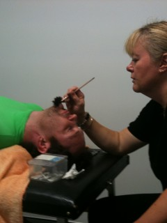 ChinAcademy – 2011 World's Greatest Shave