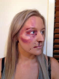 SFX - Special Effects Bruise and Wound