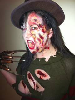 Mrs Freddy Krueger