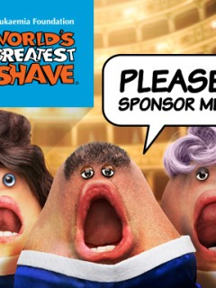 World's Greatest Shave 2014 Campaign - Choir