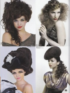 HJ Gents & Glamour South Africa Hairdressers Journal - Hair and Makeup 2013