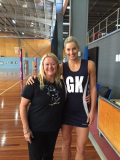 Behind The Scenes - Career Australia - Laura Geitz 2015